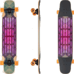 Landyachtz Stratus Hollowtech Faction 46 Superflex Complete Longboard