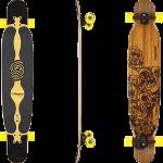 Loaded Bhangra Flex 1 Complete Dancer Longboard