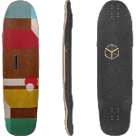 Loaded Cantellated Tesseract Longboard Skateboard