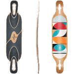 Loaded Dervish Sama Flex 1 Longboard Skateboard