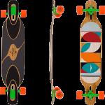 Loaded Dervish Sama Flex 3 Complete Longboard