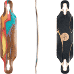 Loaded Icarus Flex 2 Longboard Skateboard