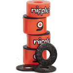 Orangatang Nipples Soft 85a Longboard Bushings
