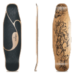 Loaded Poke Longboard Skateboard