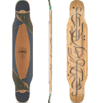 Loaded Tarab Flex 2 Dancer Freestyle Longboard Deck