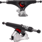 Luxe Carbon Lite Forged Hollow 45° 180mm Longboard Trucks