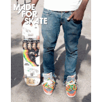Made For Skate Book- The Footwear That Made Skateboarding