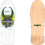 "Madrid Beau Brown OG Cruiser 10.25"" Skateboard Deck"