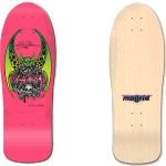 "Madrid Beau Brown Pink OG Cruiser 10.25"" Skateboard Deck"