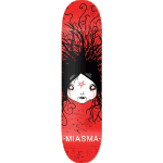 "Miasma Doll 8.5"" Redline Skateboard Deck"