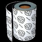 "Mini-Logo Black Skateboard Griptape 10.5"" Wide (Bulk)"