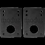 "Modus 1/8"" Black Skate Riser Pads"