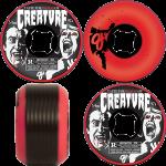 Oj x Creature Bloodsuckers 54mm 97a Skateboard Wheels