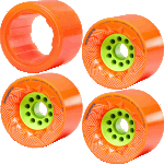 Orangatang Unlimited x Loaded Caguama 80a 3 x Wheel 1 x Liner Upgrade Pack