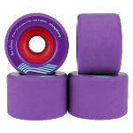 Orangatang Kilmer 69mm 83a Purple Longboard Wheels