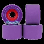 Orangatang Kilmer 69mm 83a Purple Longboard Wheels
