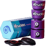 Orangatang Knuckles 90a Medium Purple Longboard Bushings