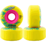 Orangatang Skiff Yellow 62mm 86a Cruiser Skateboard Wheels