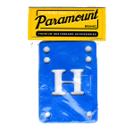 Paramount Blue 1mm Shock Pad Riser Set