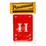 Paramount Red 1mm Shock Pad Riser Set
