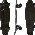 Penny Blackout 22 Complete Cruiser Skateboard
