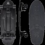 "Penny High-line Blackout 29"" Surfskate Cruiser"