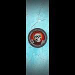 "Powell Peralta Pool Light Ripper 10.5"" x 33"" Skateboard Griptape Sheet"