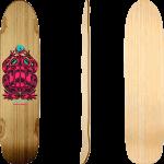 Powell Peralta Byron Essert Mini Frog Pro Bamboo Longboard Deck