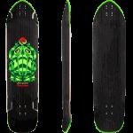 Powell Peralta Byron Essert Carbon Frog Pro Longboard Skateboard