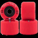 Powell Peralta SSF G-Slides 59mm 85a Red Skateboard Wheels