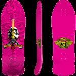 "Powell Peralta Geegah Skull and Sword 9.75"" Reissue Skateboard"