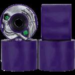 Powell Peralta Kevin Reimer 72mm 75a Purple Longboard Wheels