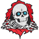 "Powell Peralta Ripper 3"" Patch"