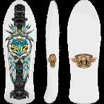 "Powell Peralta Saiz Totem 10"" Reissue Skateboard"