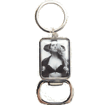 Primitive Glamour Bottle Opener Key Chain