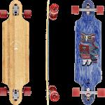 "Prism Revel 36"" Mulga Series Longboard Complete"
