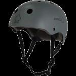 Pro-Tec Classic Skate Matte Grey Skate Helmet