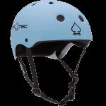 Pro-Tec Classic Skate Matte Light Blue Skate Helmet
