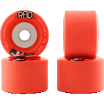 RAD Release 72mm 80a Longboard Skateboard Wheels