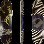 "Rayne Exorcist Deepsea 34"" Elevation Series Longboard Deck"