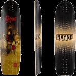 """Rayne Genesis 35.75"""" 100 Demons Series Longboard Deck"""