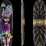 """Rayne Vandal 35.5"""" Elevation Series Longboard Deck"""