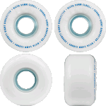 Ricta Clouds 54mm 78a Blue Core Skateboard Wheels
