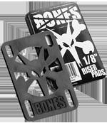 """Bones Risers 1/8"""" riser pads"""