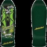 "Santa Cruz Grosso Demon Green 9.98"" Metallic Dip Reissue Skateboard"