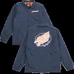 Santa Cruz Melting Dot Youth Coaches Jacket