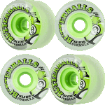 Sector 9 Butterballs 70mm 75a Longboard Skateboard Wheels