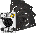 Sector 9 Soft Shock Pad Pack