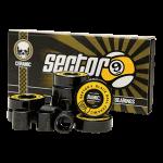Sector 9 Black Ball Ceramic Skateboard Bearings