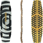 "Seismic Codex 37.5"" Longboard Skateboard"